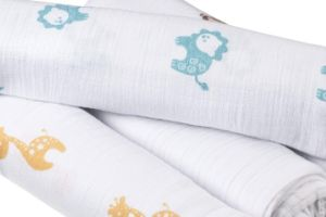 Cotton Muslin Blanket pictures & photos