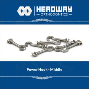 Orthodontic Power Hook, Middle Power Hook with Ce pictures & photos
