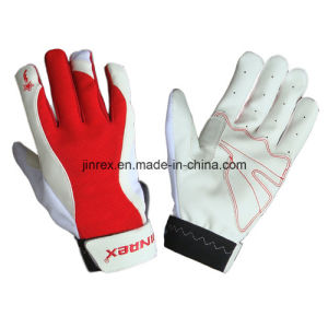 Leather Mechanics Working Tool Safe Hand Glove pictures & photos