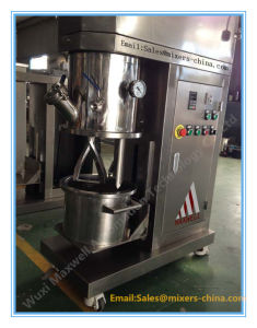 Vacuum Investment Mixer, Double Planetary Mixer