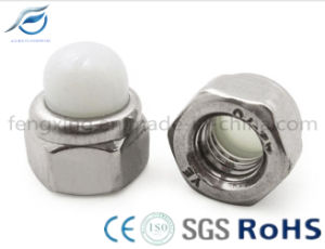 Stainless Steel/Carbon Steel Hex Nylon Cap Nut pictures & photos