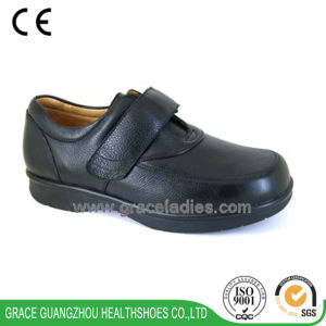 Grace Health Shoes Hight Quality Leather Material pictures & photos