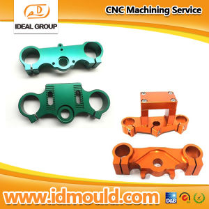OEM Colored Anodized Aluminum CNC Parts pictures & photos