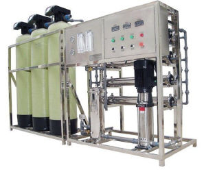2000L/H Pure Water Treatment Equipment/RO Water Purifier Machine pictures & photos