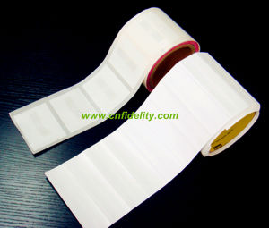 FDY-006 UHF RFID Paper Sticker Tag for Asset Tracking