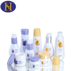 80ml Hot Selling Cosmetic Cream Spray Pump Bottle Set pictures & photos