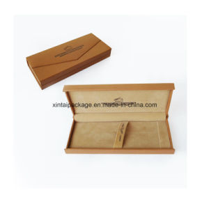 Wood, PU, Paper Pencil Box pictures & photos