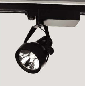 Aluminum Die-Cast Body 20W Citizen COB LED Track Light with Downlight