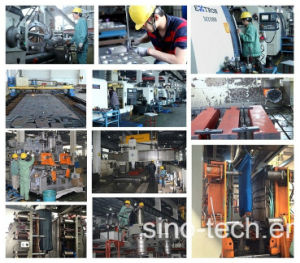 Plastic Eye Drop Bottle Blow Moulding Machine pictures & photos