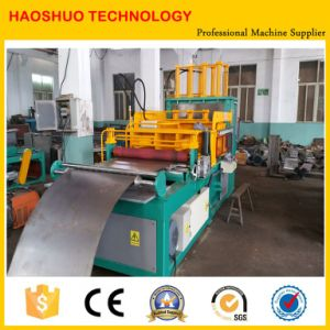 Corrugated Fin Making Machine for Transformer Tank Use pictures & photos