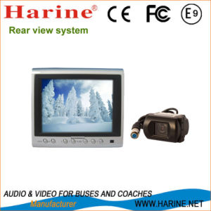 DC12V 5.6 Inch 3-CH Video Input Car Camera System pictures & photos