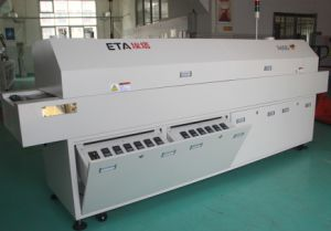 Precision SMT Reflow Oven with Mesh Conveyor A600 pictures & photos