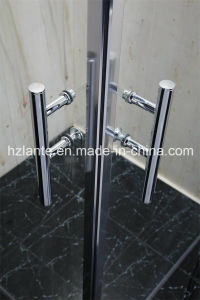 Hot Selling Shower Doors with Magnetic Sealing Strip (LT-9-3380-C) pictures & photos
