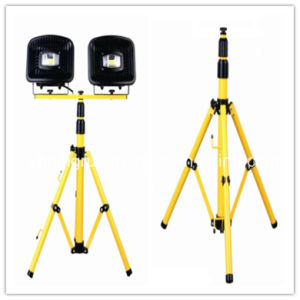 Portable High Power LED Work Light with Tripod 40W pictures & photos