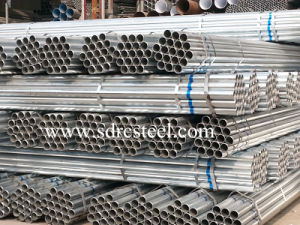 Scaffolding Hot Dipped Galvanized Steel Pipe pictures & photos