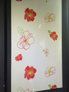 Melamine Faced High Gloss Flower UV MDF Board (ZHIHUA BRAND) pictures & photos
