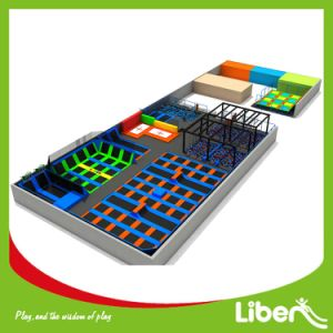 Liben Indoor Commercial Trampoline Park Prices pictures & photos
