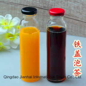 Wholesale Yogurt and Fruit Milk Container Glass Bottle pictures & photos