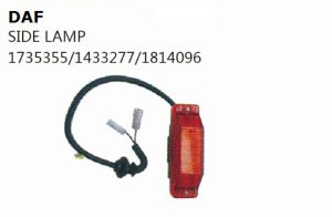 Hot Sale Daf Truck Parts Side Lamp 1735355/1433277/1814096 pictures & photos