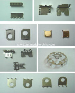 Sheet Metal Fabrication, Punching Part, OEM Metal Stamping Part pictures & photos