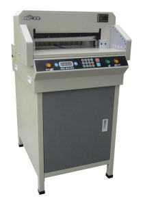 Electric Numerical Control (WD-4806K) Paper Cutter Machine pictures & photos