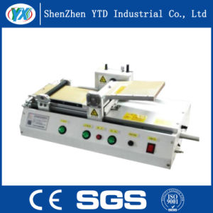High-Efficiency Air Bubble Film Laminating Machine pictures & photos
