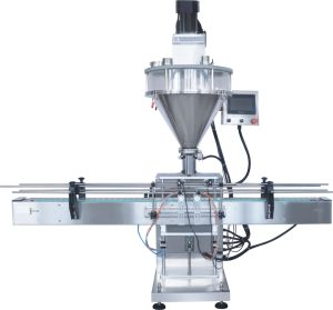 Automatic Powder Filling Machine pictures & photos