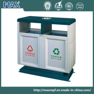 2015 Hot Selling Outdoor Separation Recycling Standing Bins pictures & photos