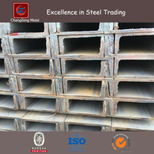 Ss400 Hot Rolled Structural Alloy Steel Channel (CZ-C66) pictures & photos