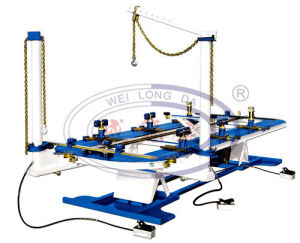 Automatic Car Body Repair Bench with High Quality Wld-8 pictures & photos