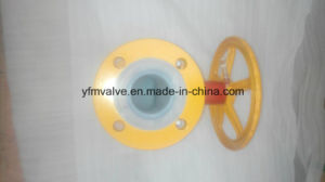 PFA Lined Diaphragm Valve ANSI Chemical pictures & photos