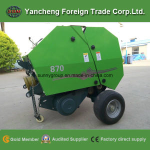 High Quality Low Price Mini Round Baler with Ce Certificate pictures & photos