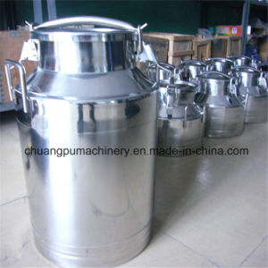Dairy Milk Can Stainless Steel with 50L Capacity pictures & photos