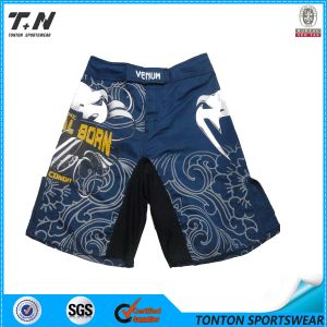 2015 Custom MMA Shorts/Sublimation MMA Shorts/MMA Fight Gear pictures & photos