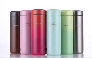 Double Wall Vacuum Mug Travel Water Bottle SVC-200c Vacuum Cup pictures & photos
