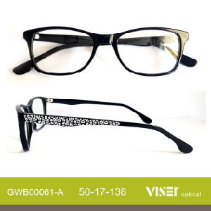 Wholesale Factory Directly Supply Optical Frames Spectacles (61-C) pictures & photos