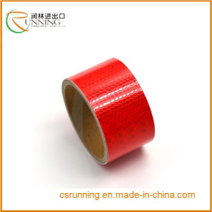 Self Adhesive Reflective Vinyl Tape Sheeting pictures & photos