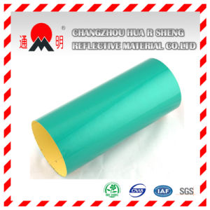 Acrylic Blue Advertisement Grade Reflective Material (TM3200) pictures & photos