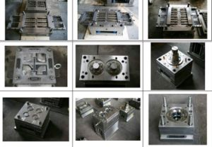 Injection Molding& Injection Plastic Mould Connector Mould pictures & photos