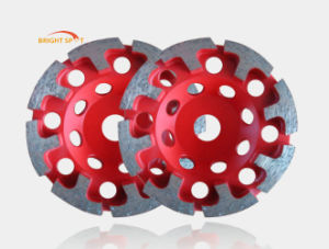 T Segmented Cup Grinding Wheels pictures & photos