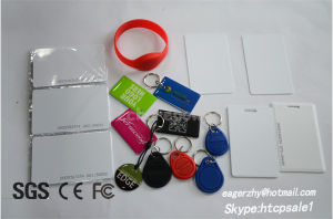 Plastic PVC Smart RFID Chip ID Card pictures & photos