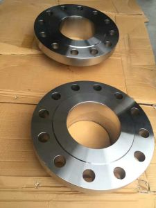 ANSI B16.5 Stock Finished Stainless Steel Ss304 Slip on Flange pictures & photos