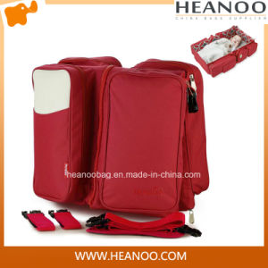 High Quality Travel Mommy Nappy Baby Backpack Diaper Bag pictures & photos