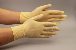 Clean Latex Gloves Household Work Glove