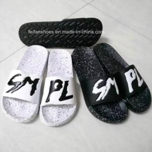New Style Print Pattern Unisex EVA Beach Slipper Sandal (HK-1516) pictures & photos