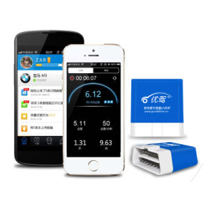 Elm327 Bluetooth 4.0 OBD Car Diagnostic Tool for iPhone pictures & photos