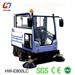 Automatic Elecreic Road Sweeper with All Closed pictures & photos