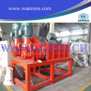 Automatic Circuit Board Four-Shaft Shredder Machine pictures & photos