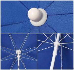 1.6m Garden Parasol Umbrella (Outdoor Sun Shade Beach Patio Umbrellas) pictures & photos