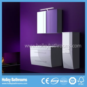 Modern LED Lamp Light Paint Popular High Arc Door Bathroom Furniture (B922P)